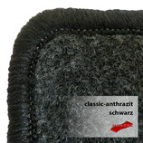 Passformsatz VW T5/ T6 - Classic anthrazit /