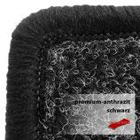 Passformsatz Citroen Jumper I (Typ 244) - Premium anthrazit/