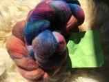 handgefärbter Kammzug deutsche Merino #15