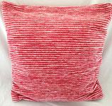 Kuschelkissen Chenille pink