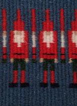 Grusskarte Weihnachtsmann