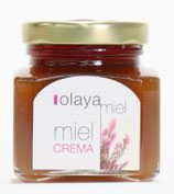 OLAYA MIEL Creamed Honey (Heather) 150g