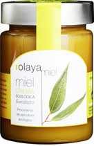 OLAYA MIEL Creamed Honey (Eucalyptus) 450g