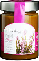 OLAYA MIEL Creamed Honey (Heather) 450g