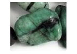 Smaragd Trommelstein