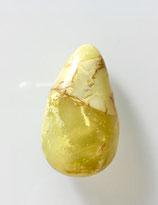Opal grün Steinanhänger