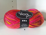 Sock Wool Yarn - Multi