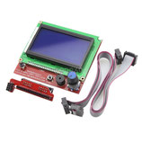 LCD 12864  Blue Backlight
