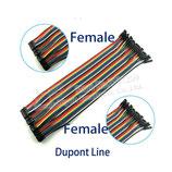 40x20cm dupont (vrouw-vrouw) kabeltjes