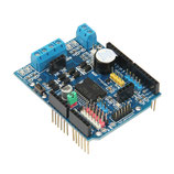 L298P DC Motor Driver Shield Module 2A H-Bridge 2 way for Arduino Uno Mega2560