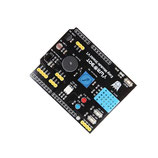 Multifunctional expansion board( DHT11,LM35)