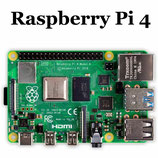 Raspberry pi 4 (4 gb)