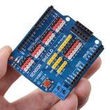 V5 Sensor shield  voor arduino uno