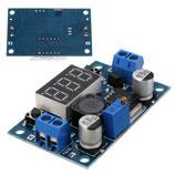 LM2596  stepdown spanningsregelaar met voltmeter