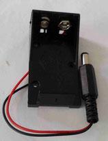 Batterijhouder 9 volt