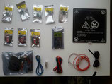 Reprap 3D printer kit met alles voor elektronica