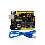 Keyestudio arduino uno  r3,MET usb-kabeltje