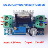 XL6009 DC/DC 3-32V to 5-35V Adjustable Module
