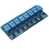 4 Four Channel Relay Module DC 5V + Optocoupler