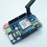 Sim900 quad-band gsm/gprs shield