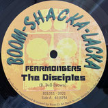 "DISCIPLES - Fearmongers / Exaltation (Boom-Shacka-Lacka 10"")"