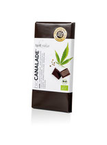 Hanf- Schokolade dark, 100g