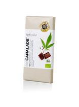 Hanf - Vollmilchschokolade, 100G