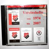 CD-ROM mit Vereinsheften
