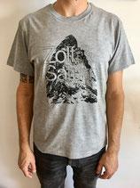 T-Shirt - PEAK Grey