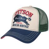 """Stetson Truck Cap """"Bison"""""""