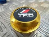 TRD-Style Öldeckel für Toyota,Aluminium