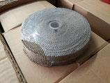 15m Titan-Hitzeschutzband 50mm breit für Krümmer/Auspuffanlagen