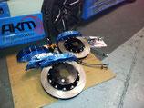 XYZ Bremsanlage Hinterachse