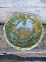 Schale in Grün