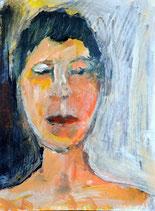 Postkarte Gesicht 5