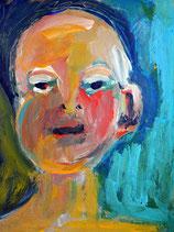 Postkarte Gesicht 3