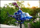 Bell 212/412 LAPD 1/48ème