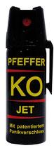 KO Jet Pfefferspray von Klever