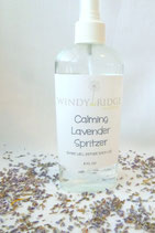 Calming Lavender   or   Rosemary Mint