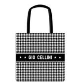 City  Bag Giò Cellini Bianco/Nera