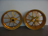 Marchesini M10 RS Gold Eloxiert