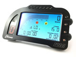 Chrome LED Lite I2M Dashboard + GPS