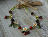 Halskette Obst