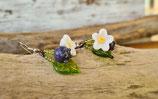 Ohrringe Heidelbeere