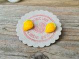 Ohrstecker Zitronen