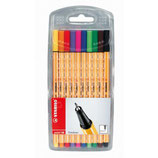 Stabilo Fineliner Point 88 Set