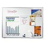 LEGAMASTER Premium Plus Whiteboard weiß