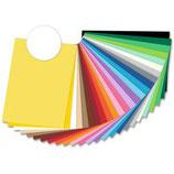 FOLIA Tonzeichenpapier 300 g/m², 50 x 70 cm mehrere Farben