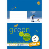 URSUS GREEN Heft FX1 A5 20 Blatt glatt