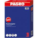 PAGRO Kopierpapier A4 80g 500 Blatt weiß